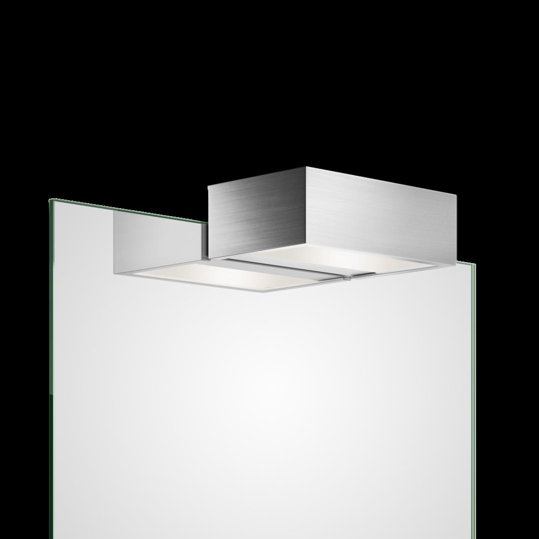 lampe avec clip de fixation pour miroir box 1 15 decor walther. Black Bedroom Furniture Sets. Home Design Ideas