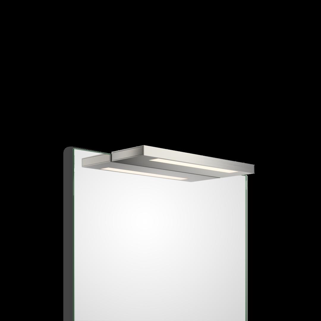 lampe avec clip de fixation pour miroir slim 1 34 decor walther. Black Bedroom Furniture Sets. Home Design Ideas