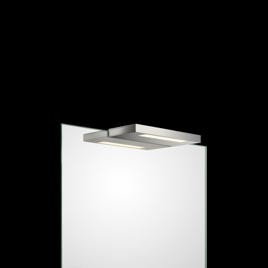 lampe avec clip de fixation pour miroir slim 1 20 decor walther. Black Bedroom Furniture Sets. Home Design Ideas
