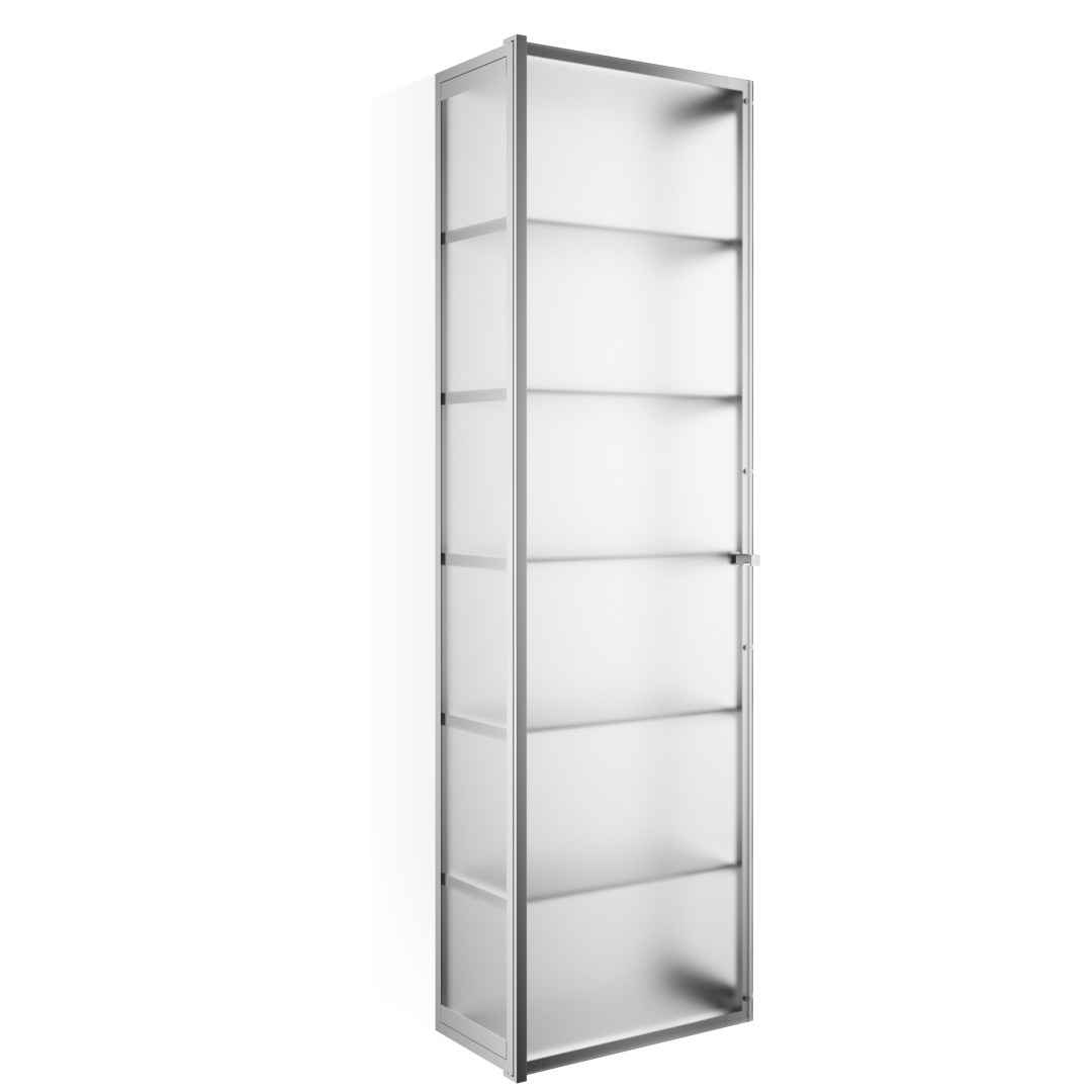 Glass cabinet / S 20 / Decor Walther