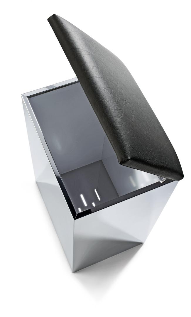 W schehocker case hk 2 decor walther - Portabiancheria design ...
