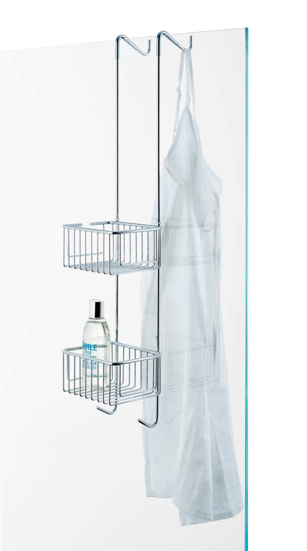 hang up basket for shower cabin dw hgk2 decor walther. Black Bedroom Furniture Sets. Home Design Ideas