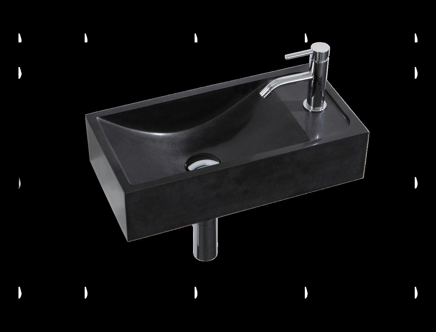 handwaschbecken hwb 1 r decor walther. Black Bedroom Furniture Sets. Home Design Ideas